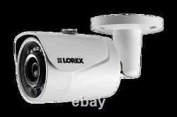 Lorex Ln10802-84w 2k Ip Security Cam Système 8 Ch Nvr 4 Hd Caméras Extérieures 2 To