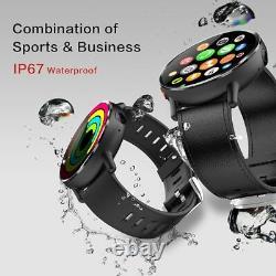 Montre Intelligente 4g Android 7.1 8mp Cam Gps 2'' 900mah Sports Business Strap Pour Hommes