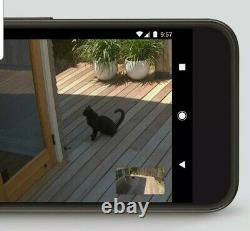 Nest Cam Iq Outdoor Wireless Camera White (nc4101us) X2