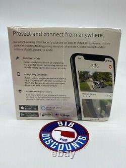 Newithsealed Arlo Essential Security Cam Bundle 2 Caméras 1 Video Doorbell Vmk2260