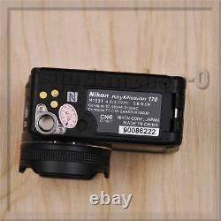 Nikon Keymission 170 Action Cam Digital 4k Hd Caméra Vidéo Camcorder Wi-fi