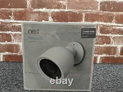 Nouveau Nest Cam Iq Outdoor Wireless Camera White (nc4101us) Fast Free Ship