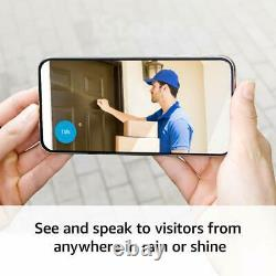 Nouveau Système De Caméra De Sécurité Blink Outdoor 2-cam. Système De Conversation Sans Fil À Deux Voies