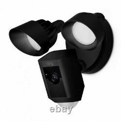 Nouvelle Caméra De Sécurité Hd Wired, Noir, Activé Par Mouvement