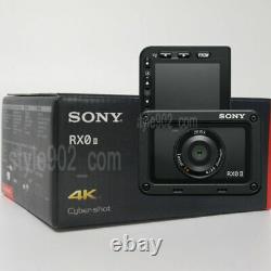 Original Sony Dsc-rx0m2 Rx0 II Premium Minuscule Appareil Photo Numérique Robuste Cam