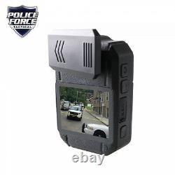Police Force Tactical Body Camera/dash Cam Pro Hd Pfbcphd