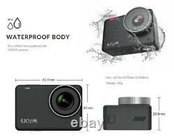 Sjcam Sj10 Pro Action Cam Supersmooth 4k 60fps Wifi Remote Sports Caméra Vidéo