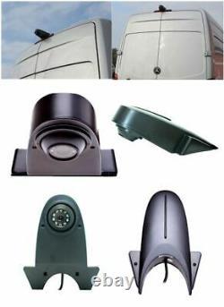 Sony CCD Toit Montage Caméra De Recul Pour Sprinter, Transit, Boxer, Vw, Ducato