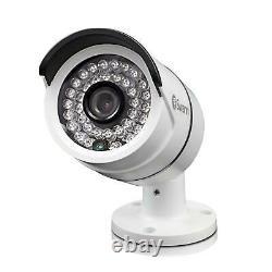 Swann 806cam Nvr Hd Cctv Security Camera 720p 850 Tvl Poe Network