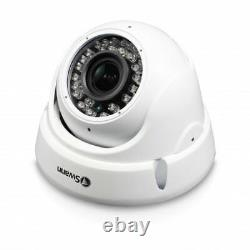 Swann Pro-1080zld 1080p Caméra Extérieure Cctv Hd Zoom Smart Home Security Ir Cam