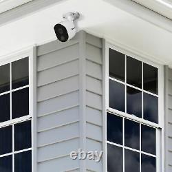Swann Swpro-1080msb Détection De Chaleur 1080p 2mp Hd Vision Cctv Bullet Camera