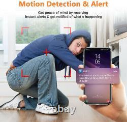 Toguard 8ch 1080p Caméra De Sécurité Cctv Système Dvr Surveillance 2mp Cam Outdoor