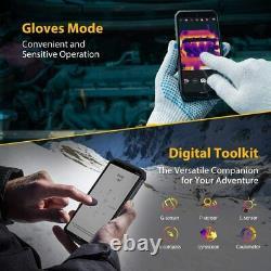 Ulefone Armor 9 Imagerie Thermique Smartphone 128 Go Waterproof Téléphone Cellulaire Déverrouillé